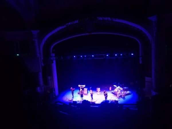 Orpheum Theatre (Boston), vak: BALC, rij: H, stoel: 108