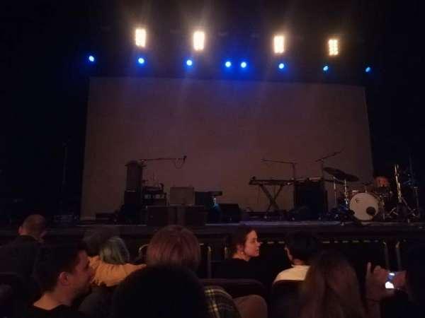 Hippodrome Theatre, vak: CORCH, rij: C, stoel: 104