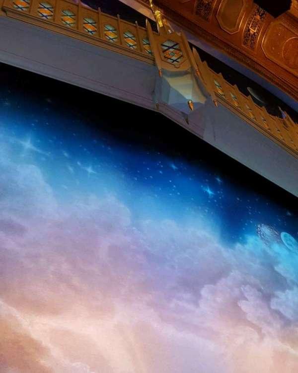 Eugene O'Neill Theatre, vak: Orchestra C, rij: A, stoel: 113