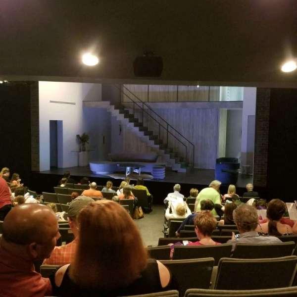 Laura Pels Theatre, vak: Orch, rij: Q, stoel: 6