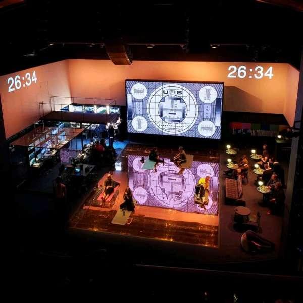 Belasco Theatre, vak: Balcony, rij: A, stoel: 114