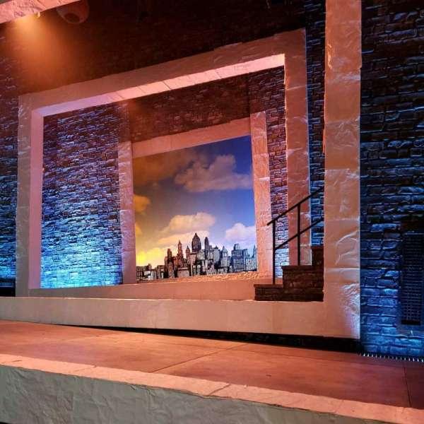 Tony Kiser Theatre, vak: Orch, rij: A, stoel: 111