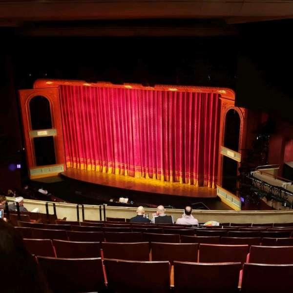 Marquis Theatre, vak: Mezz, rij: K, stoel: 18