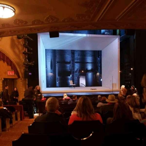 John Golden Theatre, vak: Orch, rij: Q, stoel: 118