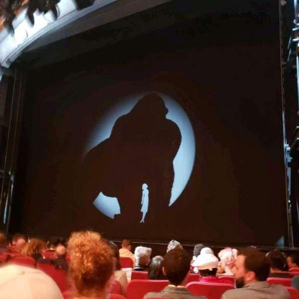 Broadway Theatre - 53rd Street, vak: Orch, rij: J, stoel: 9