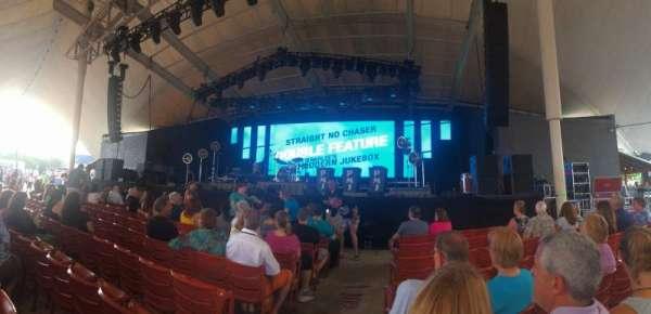 MECU Pavilion, vak: 102, rij: G, stoel: 1