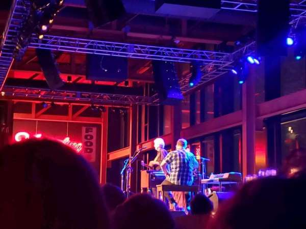 Musikfest Cafe, vak: 500, rij: H, stoel: 16