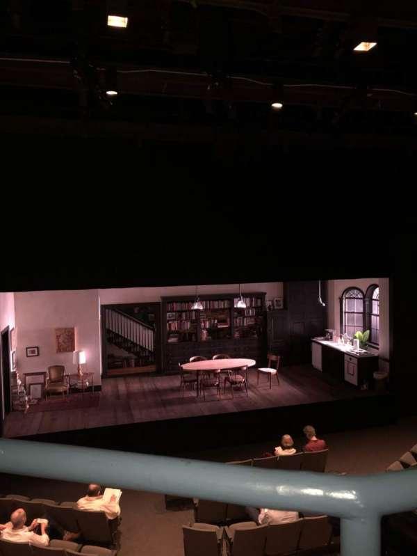 Laura Pels Theatre, vak: Mezz, rij: AA, stoel: 112