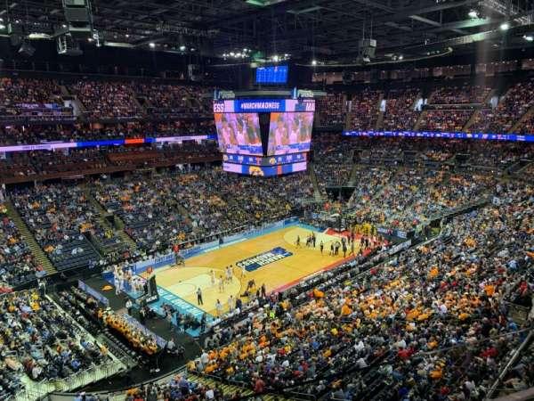 Nationwide Arena, vak: 206, rij: B, stoel: 8