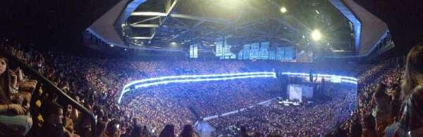 TD Garden, vak: Bal 305, rij: 12, stoel: 23