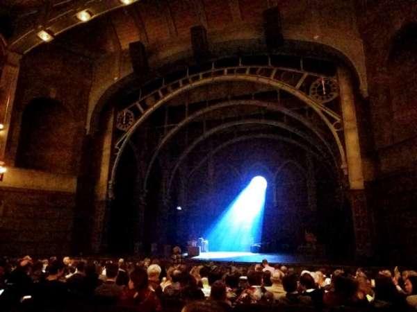 Lyric Theatre, vak: Orchestra R, rij: M, stoel: 18