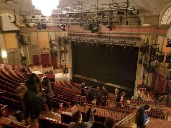 Neil Simon Theatre, vak: Mezzanine R, rij: O, stoel: 14