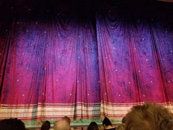 Booth Theatre, vak: Orchestra C, rij: C, stoel: 102