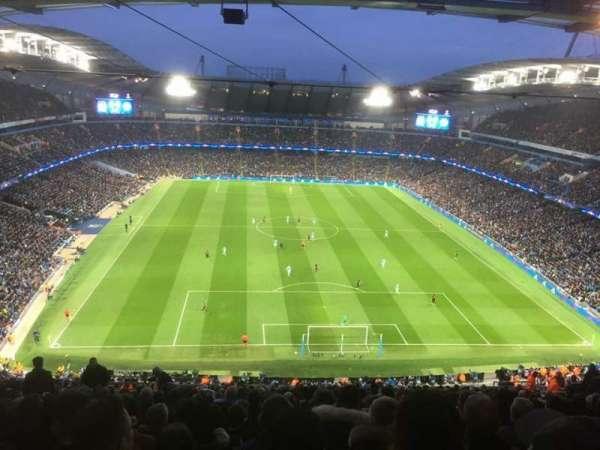 Etihad Stadium (Manchester), vak: 316, rij: CC, stoel: 441