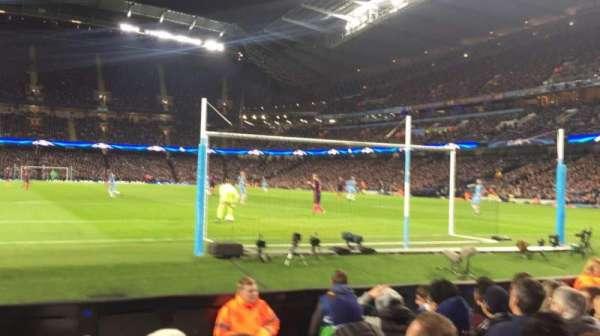 Etihad Stadium (Manchester), vak: 137, rij: D, stoel: 1040