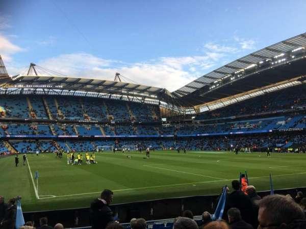 Etihad Stadium (Manchester), vak: 140, rij: L, stoel: 1103