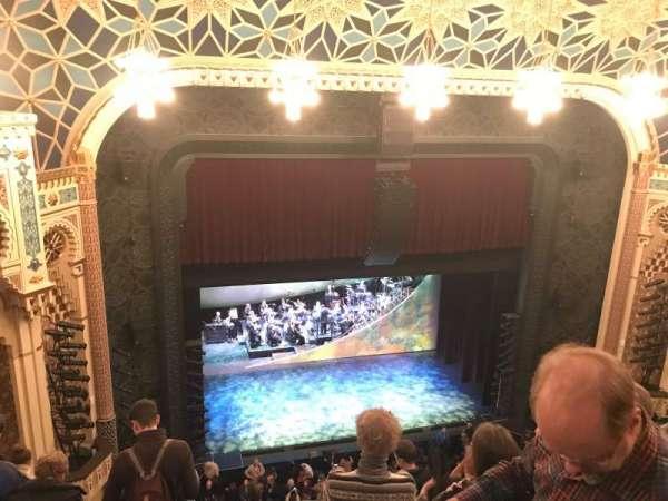 New York City Center, vak: Balcony, rij: E, stoel: 119