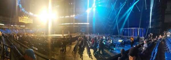 Mohegan Sun Arena at Casey Plaza, vak: 103, rij: C, stoel: 16