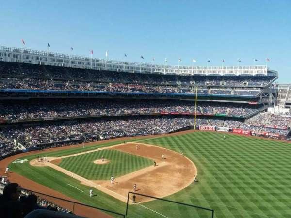 Yankee Stadium, vak: 312, rij: 4, stoel: 17