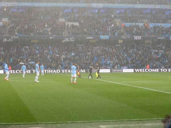 Etihad Stadium (Manchester), vak: 127, rij: E, stoel: 743