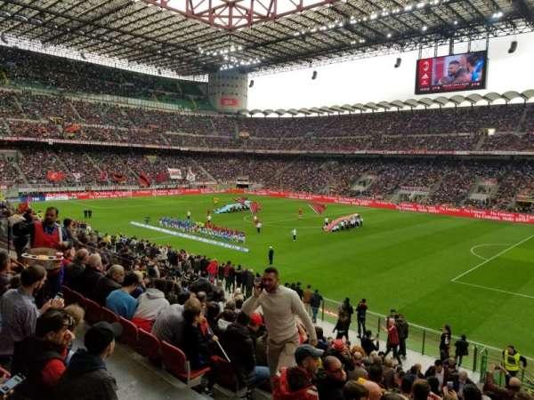 Stadio Giuseppe Meazza, vak: A, rij: 3, stoel: 12