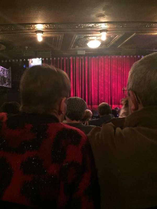 Studio 54, vak: Orchestra L, rij: O, stoel: 9