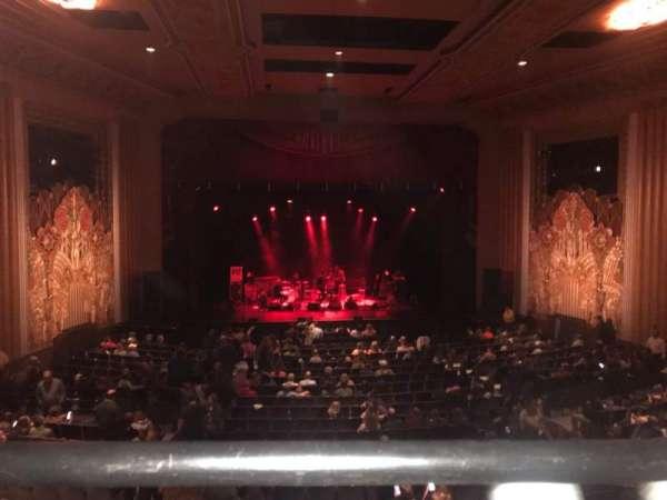 Flynn Center for the Performing Arts, vak: Balc Ctr., rij: A, stoel: 103