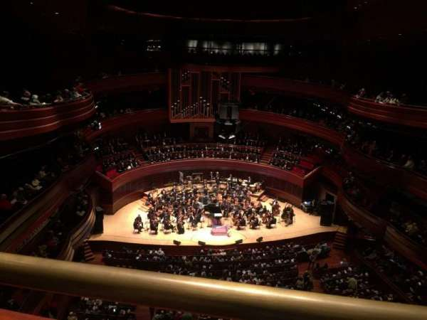 Verizon Hall at the Kimmel Center, vak: Tier 3, rij: A, stoel: 133