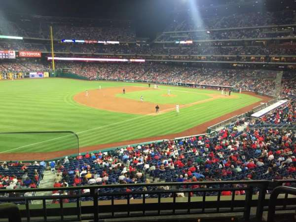 Citizens Bank Park, vak: Suite 7, stoel: 3