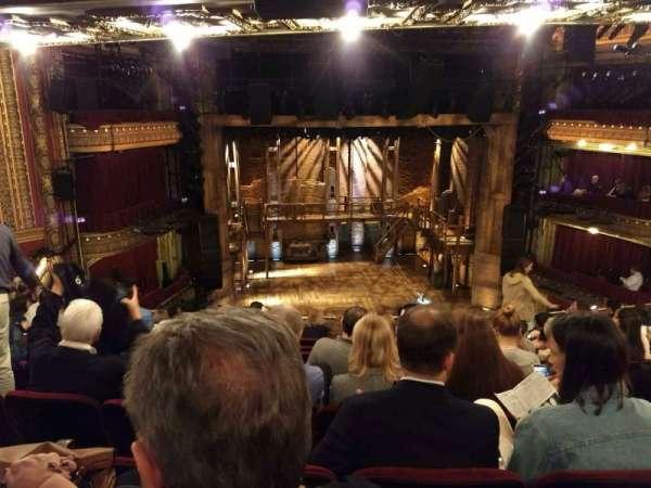 CIBC Theatre, vak: Mezzanine LC, rij: J, stoel: 313