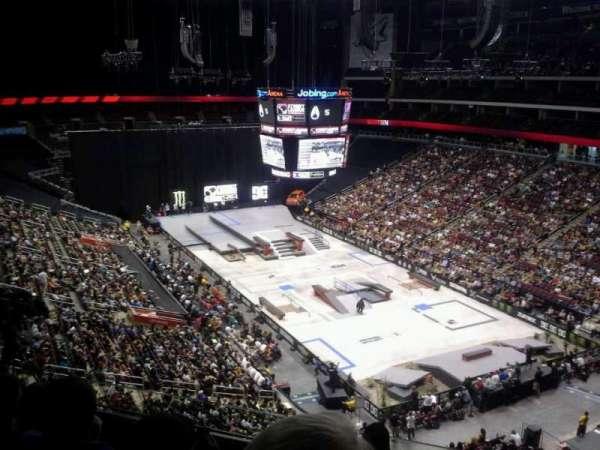 Gila River Arena, vak: 226, rij: E, stoel: 11