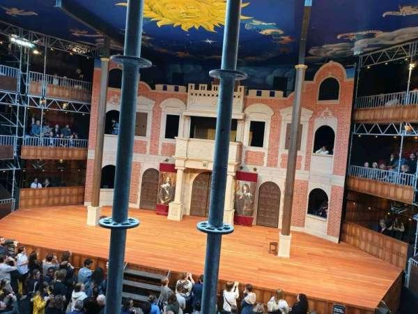 Pop-Up Globe Theatre (Perth Western Australia), vak: Mid Level G, rij: B, stoel: 35