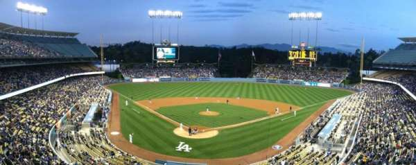 Dodger Stadium, vak: Vin Scully Press Box
