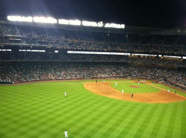 Minute Maid Park, vak: The Train