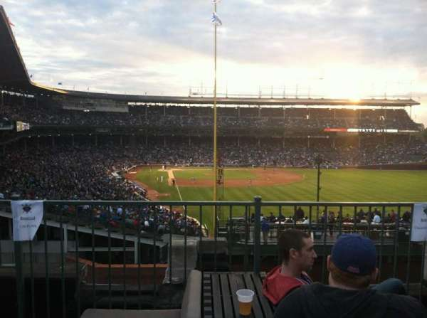 Wrigley Field, vak: Sheffield Club