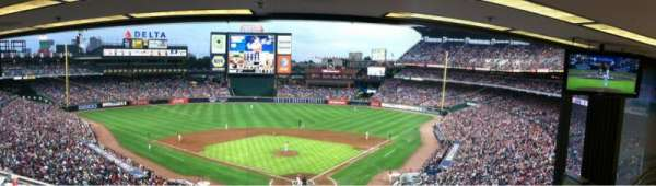 Turner Field, vak: Press Box