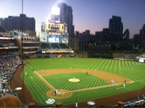 PETCO Park, vak: Press Box