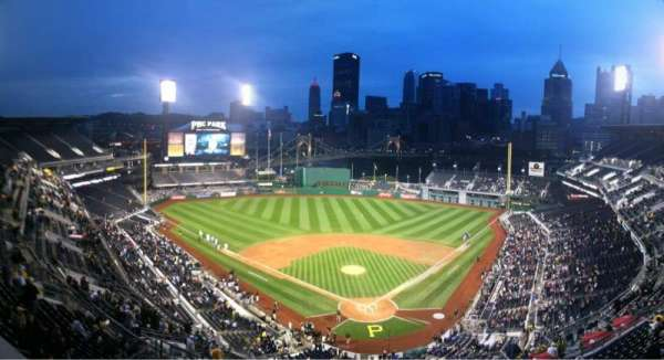 PNC Park, vak: Press Box
