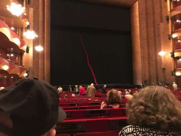 Metropolitan Opera House - Lincoln Center, vak: ORCL, rij: X, stoel: 11 And 13