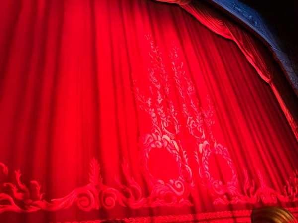 Hudson Theatre, vak: ORCC, rij: A, stoel: 101 And 102