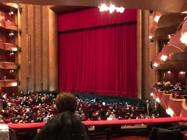 Metropolitan Opera House - Lincoln Center, vak: Parterre Box, rij: 16, stoel: 7 And 8