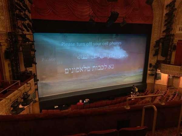 Ethel Barrymore Theatre, vak: MEZZL, rij: D, stoel: 5 And 7