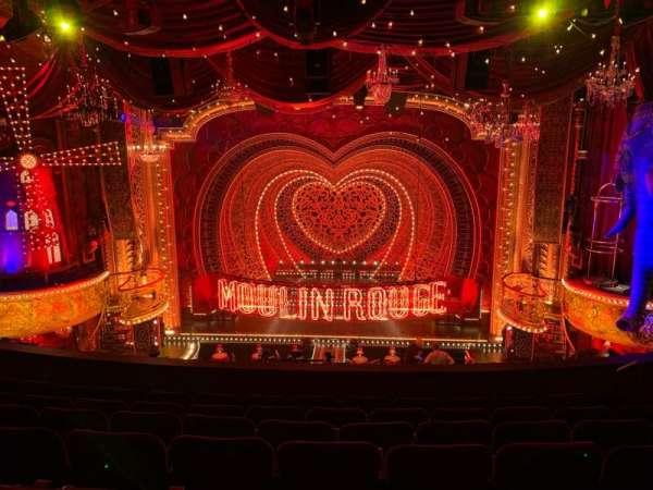 Al Hirschfeld Theatre, vak: MEZZC, rij: G, stoel: 106 And 107