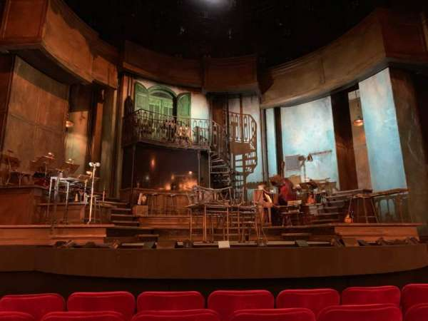 Walter Kerr Theatre, vak: ORCC, rij: G, stoel: 111, 112 And 113