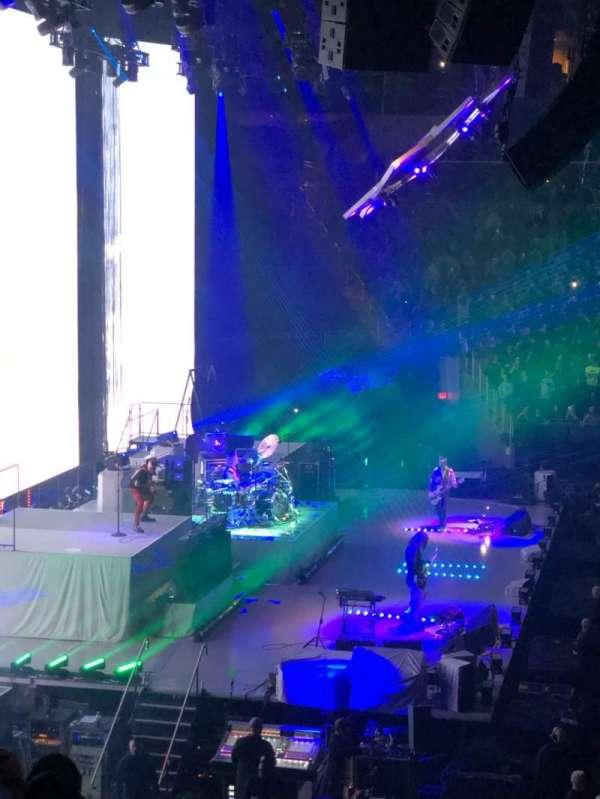PPG Paints Arena, vak: 114, rij: X, stoel: 12