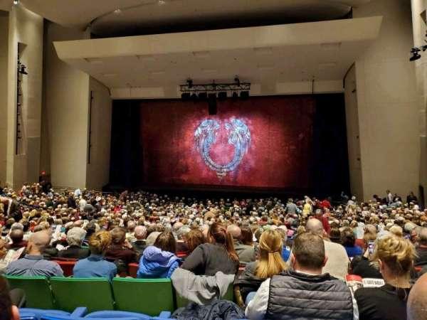 Des Moines Civic Center, vak: 5E, rij: Z, stoel: 63