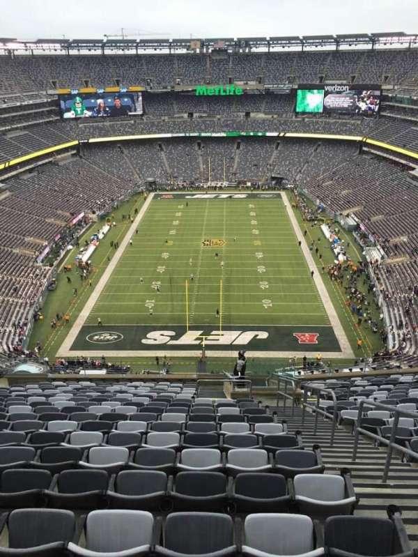 MetLife Stadium, vak: 326