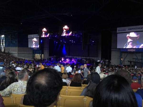 American Family Insurance Amphitheater, vak: 5, rij: G, stoel: 22