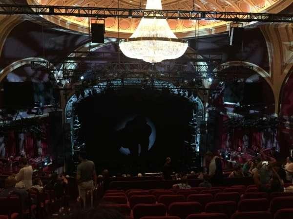 Broadway Theatre - 53rd Street, vak: RMEZZ, rij: K, stoel: 103