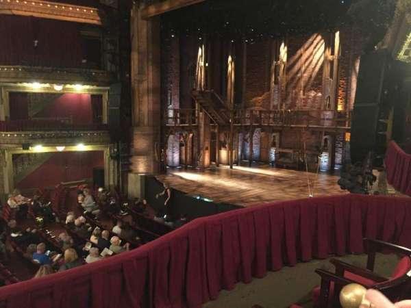 CIBC Theatre, vak: DCRBX2, rij: BX2, stoel: 214